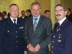 Hemsbacher Delegation zu Gast im Landtag