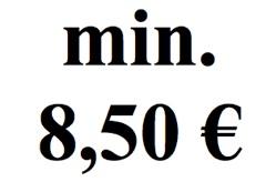 Öffentliche Vergaben nur bei 8,50 Euro Mindestlohn