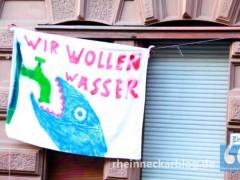 """Bremse gegen Bürgerinitiative """"Wasser ist Menschenrecht"""":"""