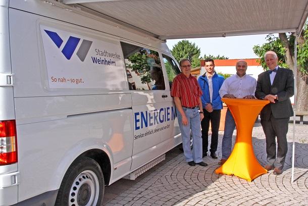 Energiemobil, Stadtwerke Weinheim