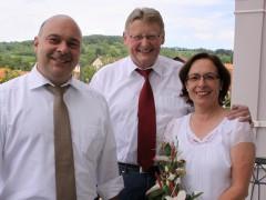 Stadtverwaltung Hemsbach verabschiedet Herbert Wind