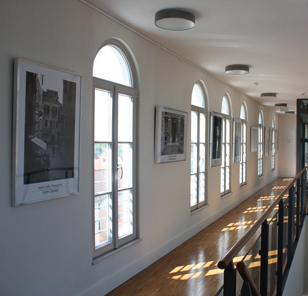 Die Galerie im Schloss bietet jedes Jahr Künstlern Raum, ihre Werke auszustellen. Foto: Stadt Hemsbach