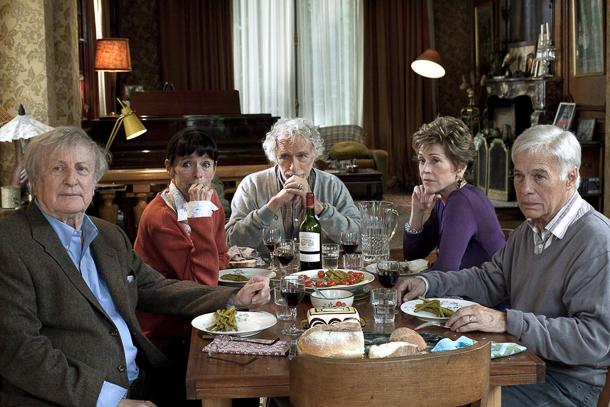 """Senioren statt Studenten: """"Und wenn wir alle zusammenziehen"""" ist eine Komödie um eine Alten-WG. Foto: Stadt Hemsbach"""