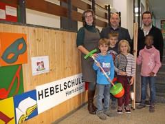 Hebelschule wird Ganztagsgrundschule