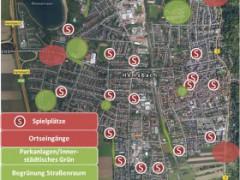 """Ideen für """"Innerstädtisches Grün"""" gefragt"""